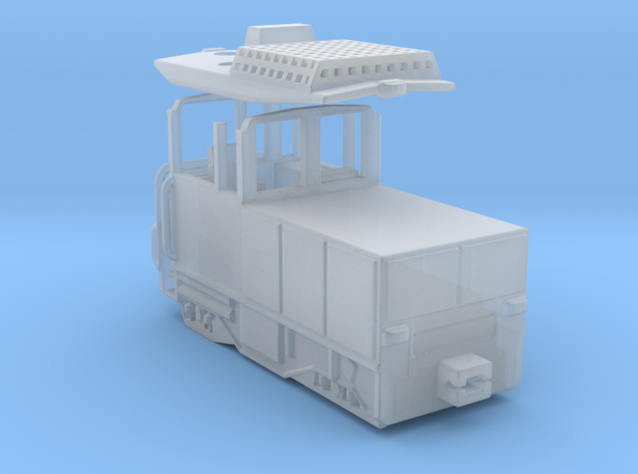 Wengernalpbahn WAB he 2/2 31 32 h0e 3d printed