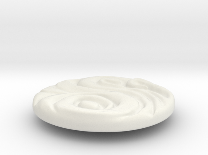 2019_pieza_01_with_ring 5.3cm 3d printed