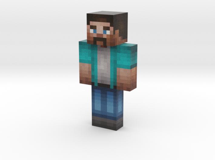 0354A39A-9828-48E4-90B9-DA7ECB7312B8 | Minecraft t 3d printed