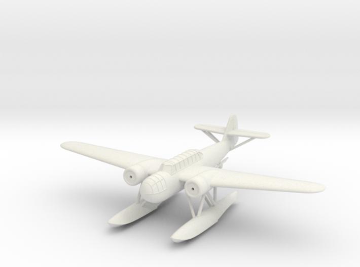 1/144 Fokker T.VIII-w 3d printed