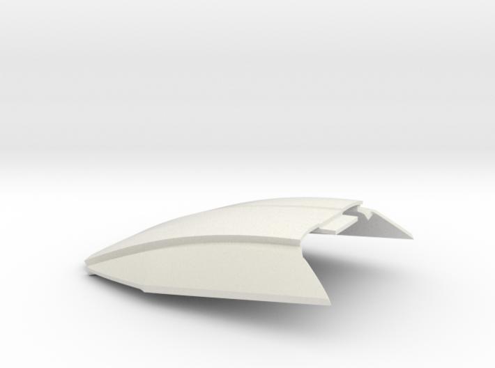 1:32 LTM Windshield (for LTM Slot Car model) 3d printed