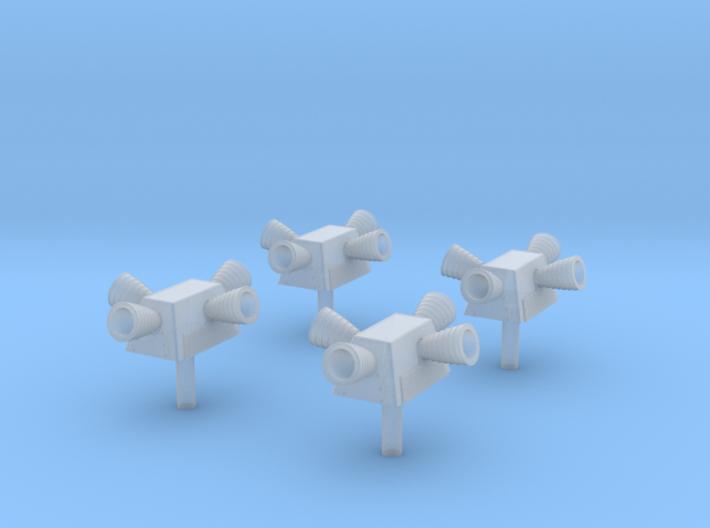 RCS Quads 1:45 3d printed