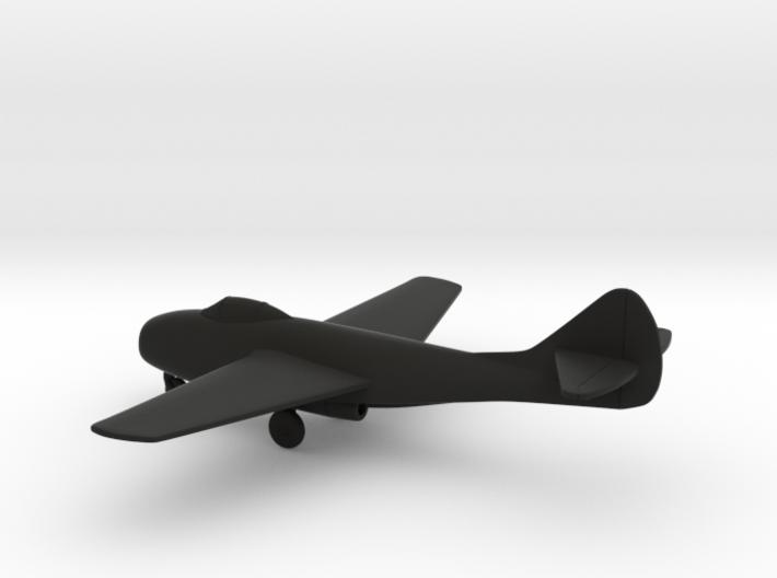 MiG-9 Fargo 3d printed