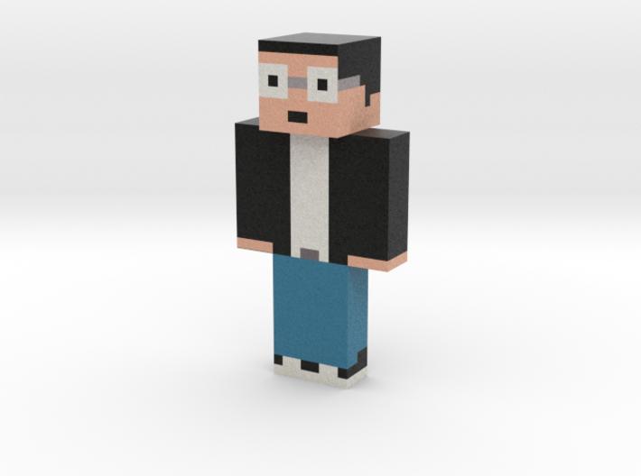 TheFantasio974   Minecraft toy 3d printed