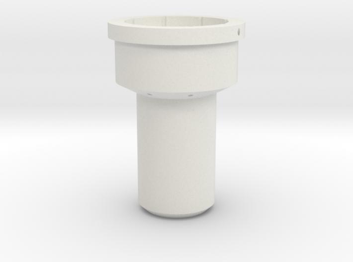 1:1 Apollo RCS Preigniter Chamber 3d printed