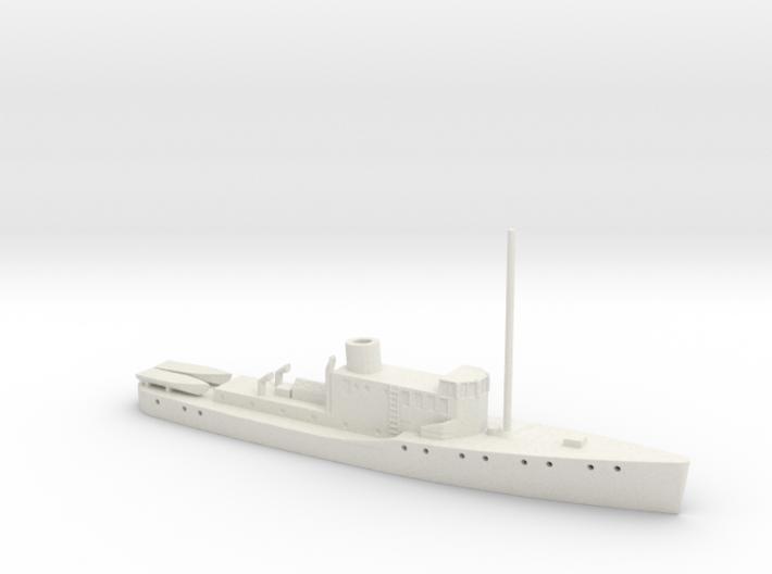 1/350 Scale HMAS Vigilant 102 foot Patrol Vessel 3d printed