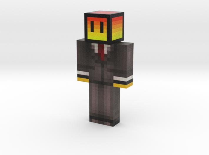 vortex27   Minecraft toy 3d printed