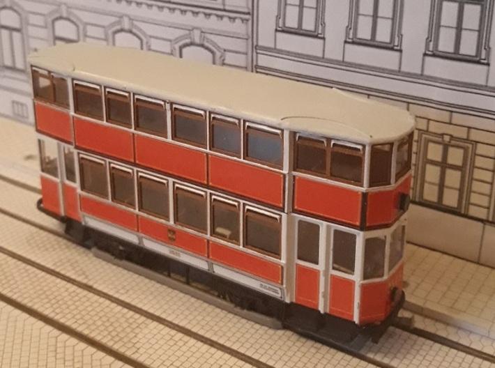 Wien Type E 452 3d printed