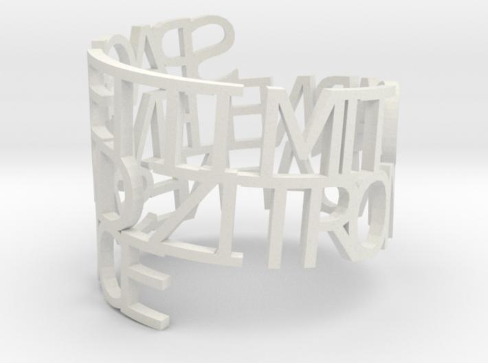 Spaghetti mit Garnelen 3d printed