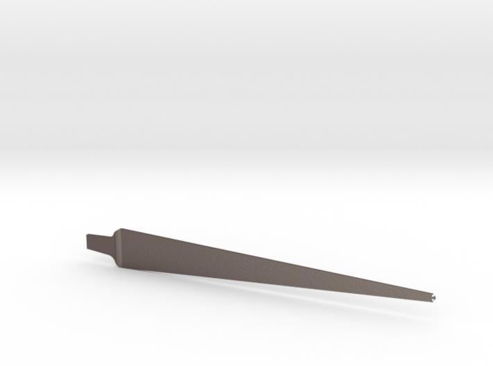 American Pyramidal Flat Bow 3d printed