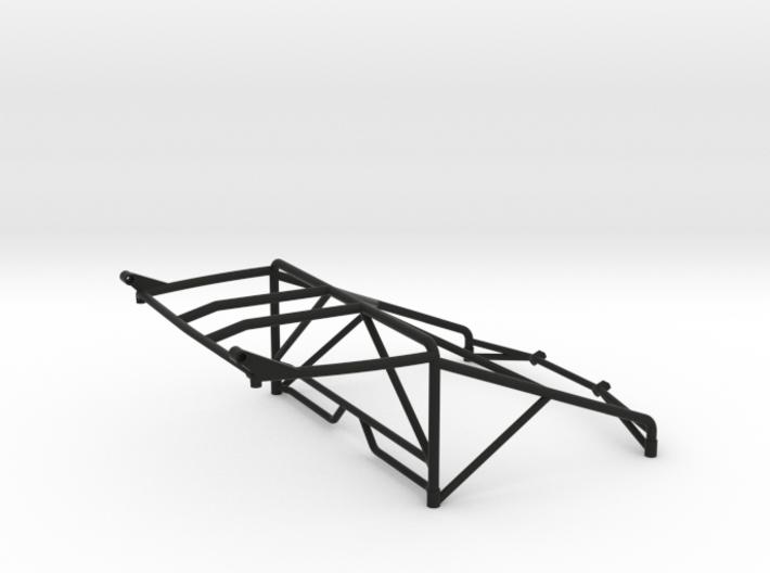 JK Roll Cage V4 w/ Light Bar Mount 3d printed