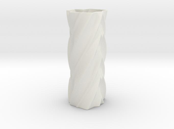 Dolores Vase 3d printed