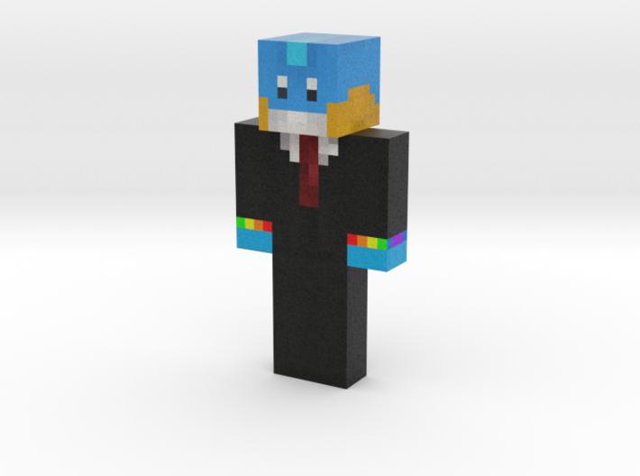 Shmalah | Minecraft toy 3d printed