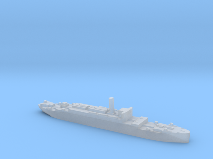HMS Jervis Bay 1:1800 Armed Merchant Cruiser 3d printed