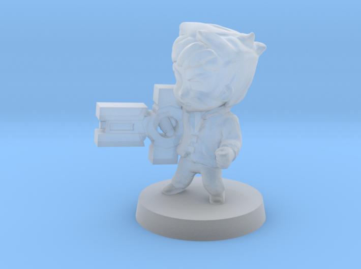 Cross Merc 3d printed