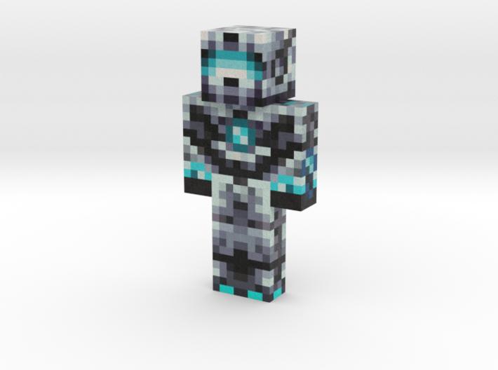 VitoMinecraft | Minecraft toy 3d printed