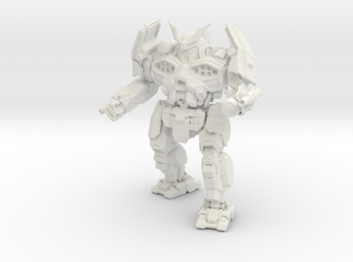 Hatshuk Mechanized Walker System 3d printed