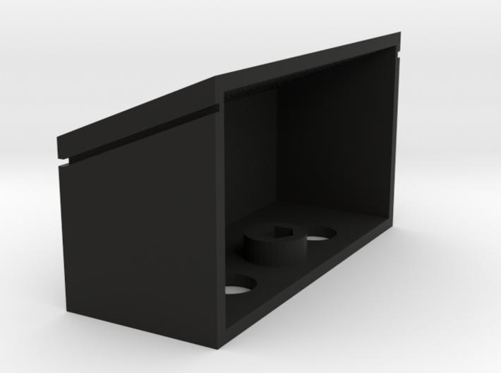 UDB005 Drawbar top Box 3d printed
