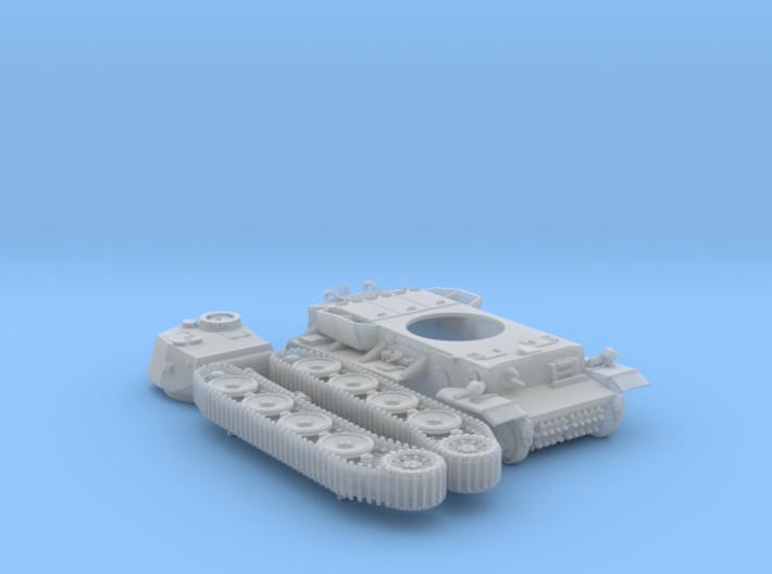 1/56 Pz.Kpfw VI VK36.01 (H) 10.5cm L/28 Tank  3d printed 1/56 Pz.Kpfw VI VK36.01 (H) 10.5cm L/28 Tank