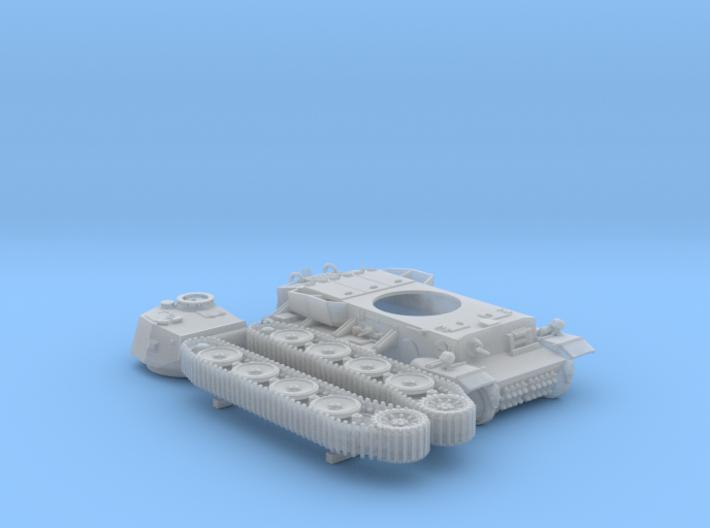 1/120 (TT) Pz.Kpfw VI VK36.01 (H) Gerät 725 Tank 3d printed 1/120 (TT) Pz.Kpfw VI VK36.01 (H) Gerät 725 Tank x1