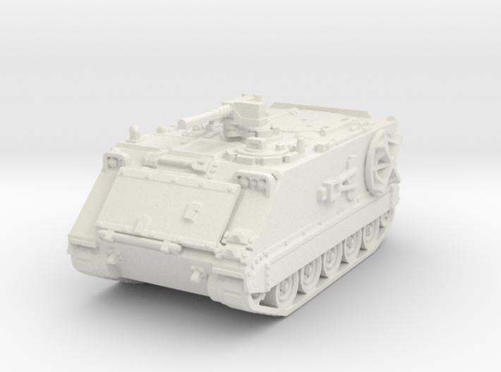M106 A1 Mortar (closed) 1/100 3d printed