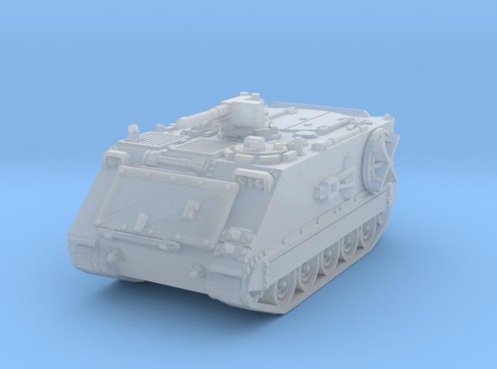 M106 A1 Mortar (closed) 1/160 3d printed