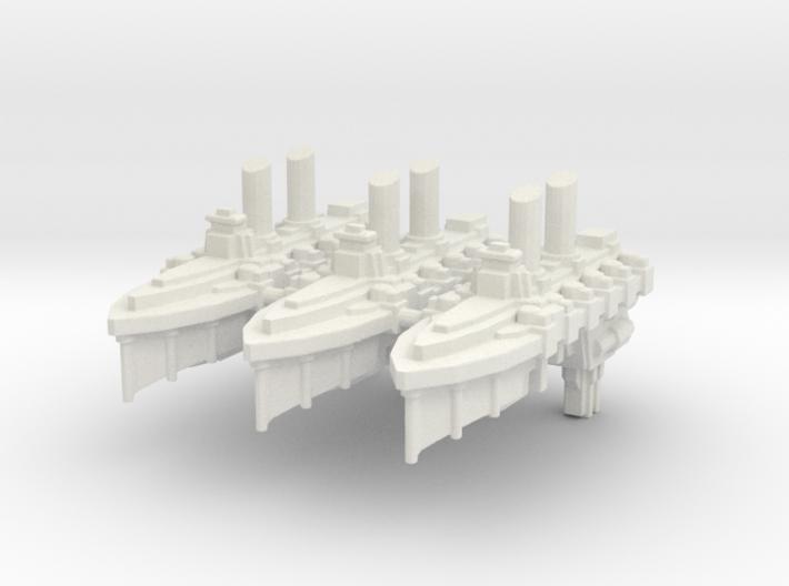 Destructor clase Iconoclasta 3d printed