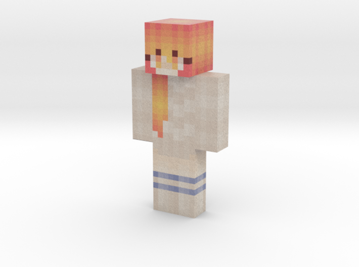 act4 | Minecraft toy 3d printed