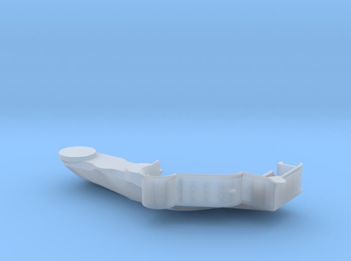1/144 IJN Yamato Compass platform Starboard 3d printed