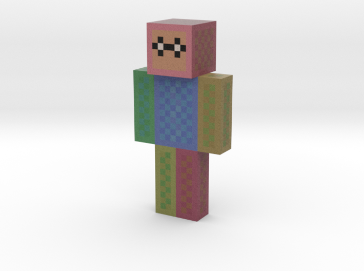 miko55581 | Minecraft toy 3d printed