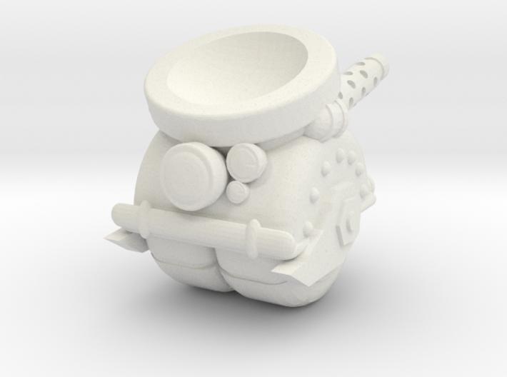 Space Orks MotorHedz Wheel Legs Type 01 3d printed
