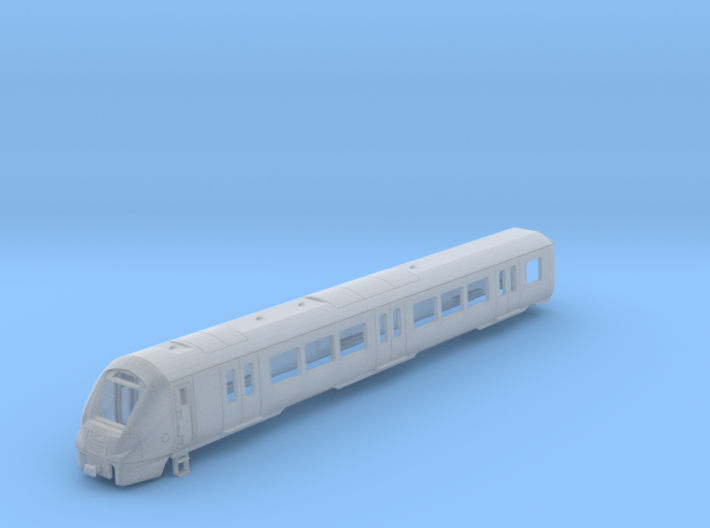 Bombardier Class 345 Aventra DMSO 1/148 3d printed