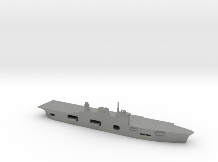 1/1250 Scale HMS Ocean Class 3d printed