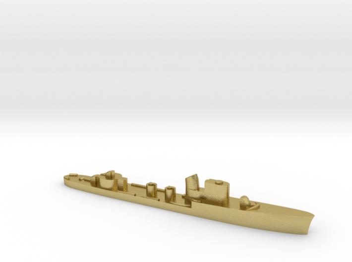 Italian Spica class WW2 torpedo boat 1:3000 3d printed