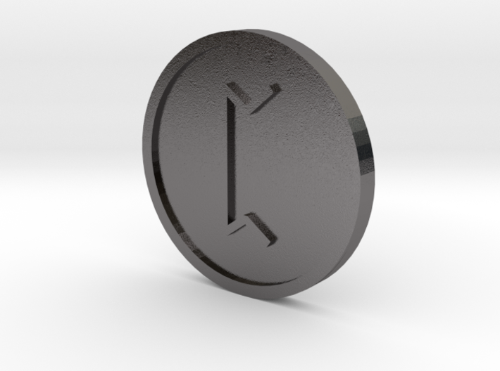 Peord Coin (Anglo Saxon) 3d printed