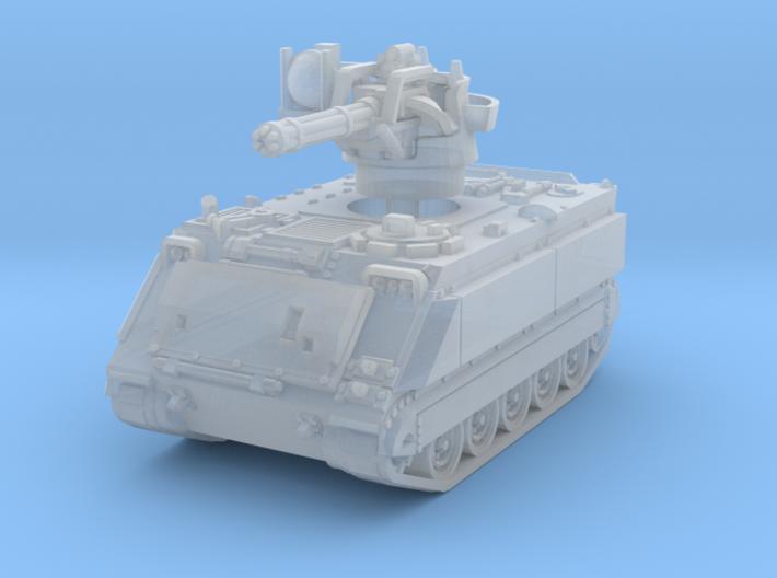 M163 A1 Vulcan (late) 1/144 3d printed