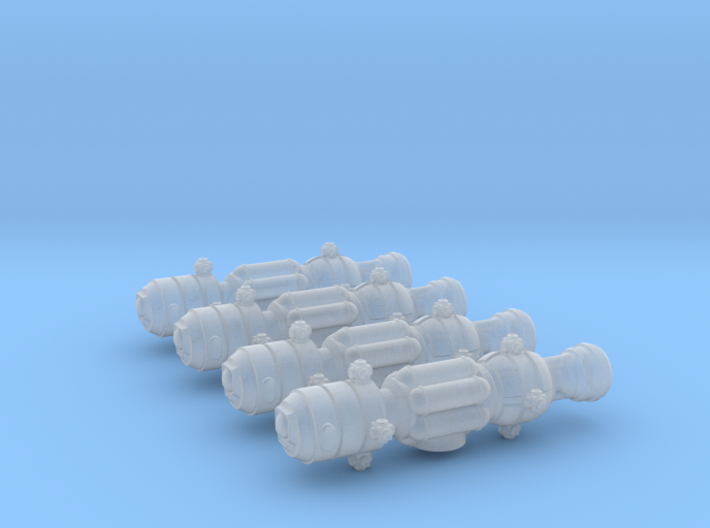 Earther OTVs (4) 3d printed
