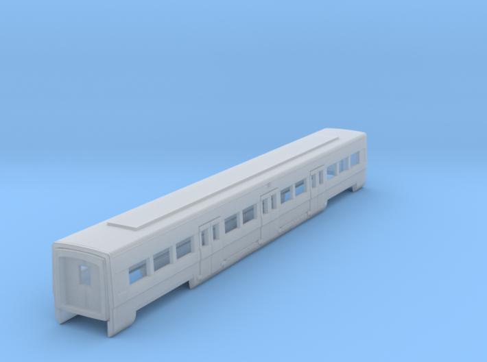 447 wagon intermédiaire 3d printed