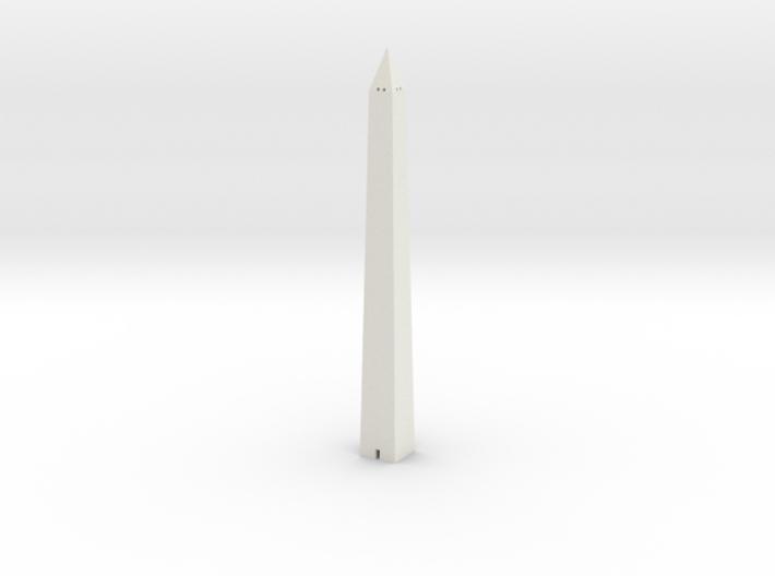 Washington Monument 1/720 3d printed