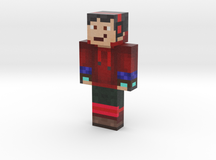 0F73B0C4-6748-448D-9CF8-2C3191968291 | Minecraft t 3d printed