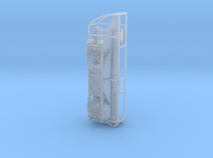 Cargo Lift BelugaXL 3d printed