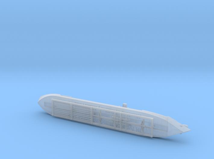 IJN Type 2A Standard Cargo Ship 1/1250 3d printed