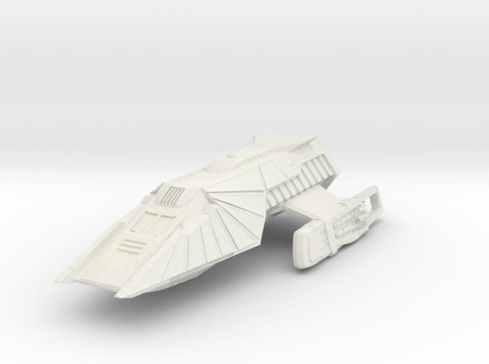 Klingon Shuttlecraft Refit 3d printed