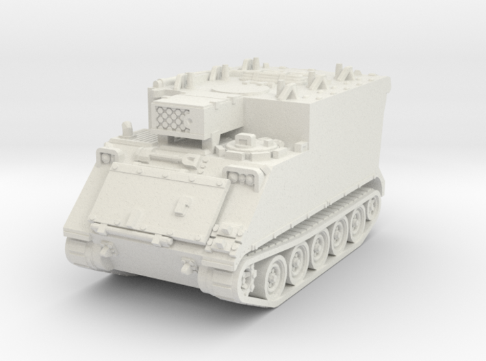 M577 A1 (no skirts) 1/87 3d printed