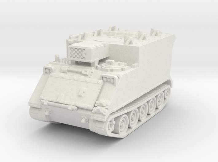 M577 A1 (no skirts) 1/76 3d printed