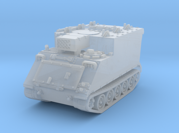 M577 A1 (no skirts) 1/220 3d printed