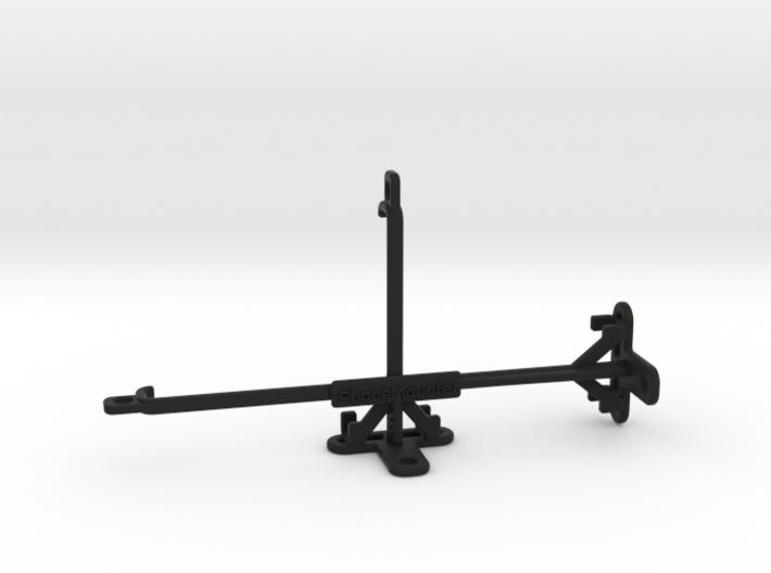 Realme C2 tripod & stabilizer mount 3d printed