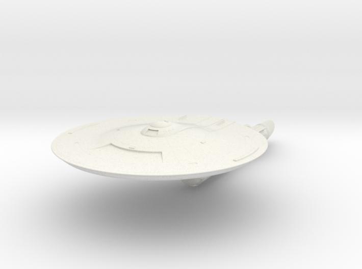 "Federation Nelson Class IX ScoutDestroyer 4.2"" 3d printed"