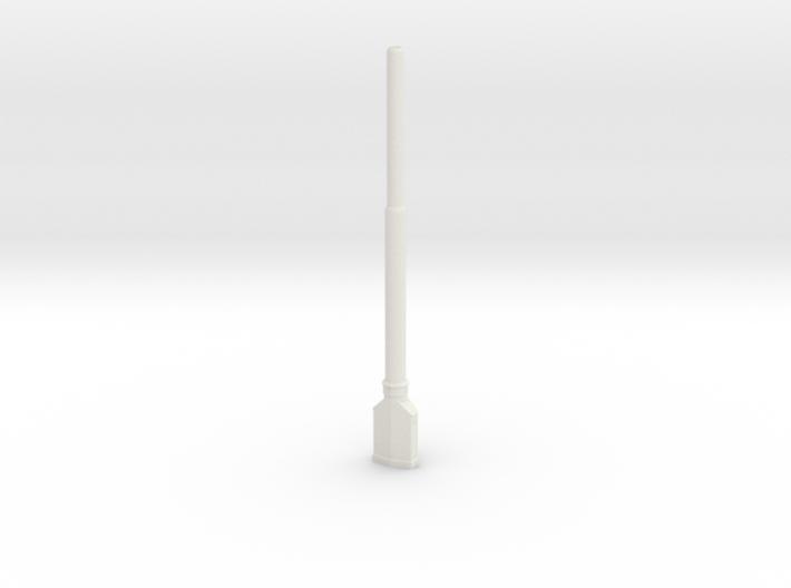1:22,5 1558 BVL-mast met KIR KIK sokkel dubbel 3d printed