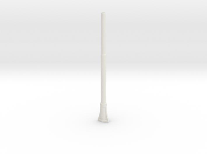 1:22,5 1561 BVL-mast met NIR NIK sokkel dubbel 3d printed